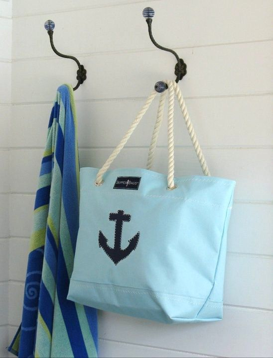 Skipper Bags Beach And Boat Totes Inspired By The Sea