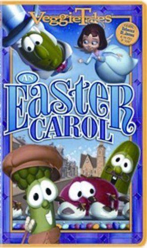 Amazon Com Veggietales An Easter Carol Re Issue Dvd Big Idea Movies Tv Veggietales Christian Fun Fun Family Activities