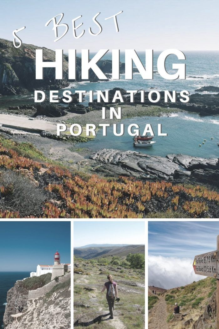 5 Best Hiking Destinations in Portugal