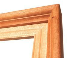3 Routed Picture Frames Eric Smith Router Table And Router Bits