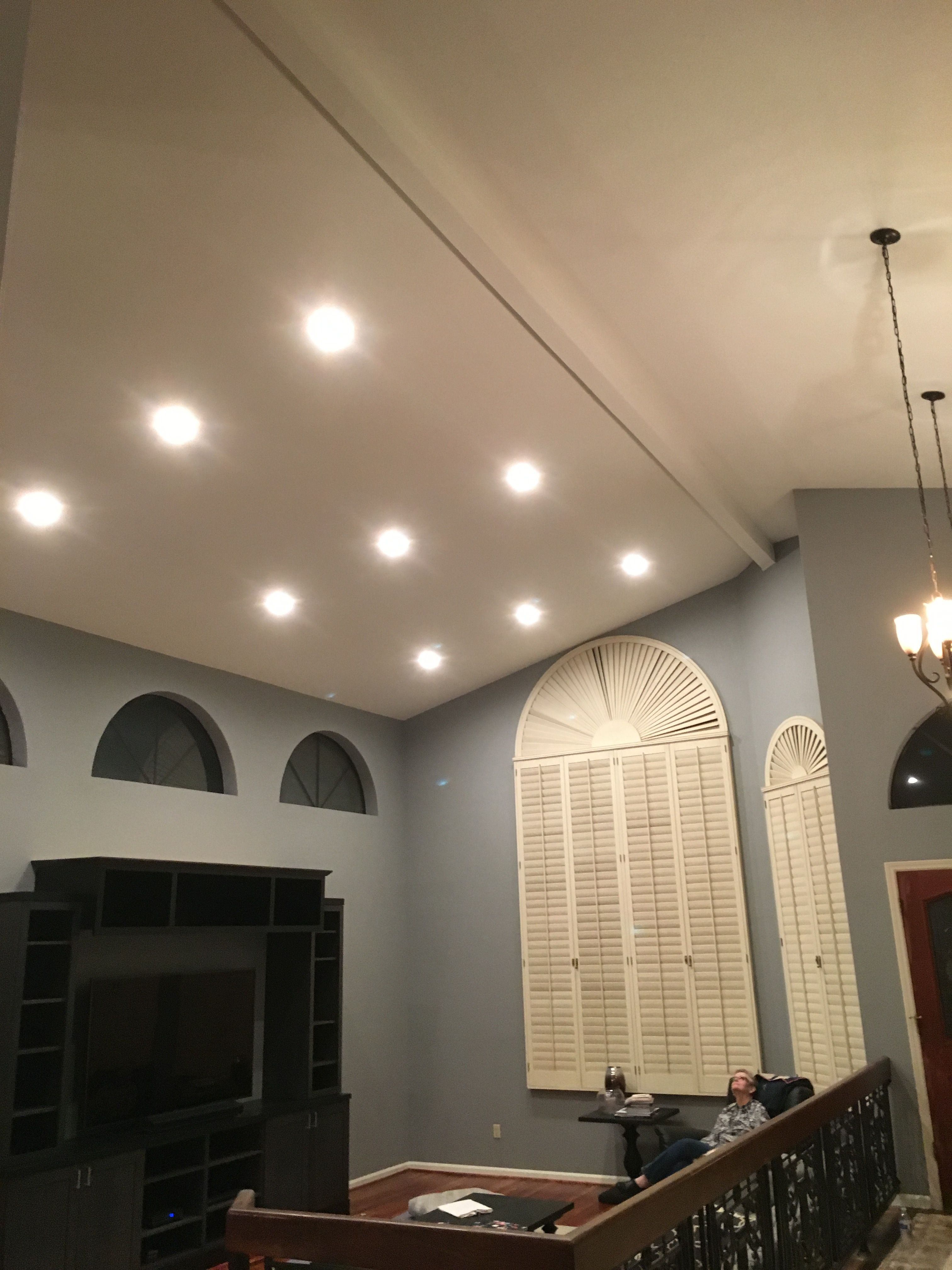 home us appealing recessed ceilings oksunglassesn ceiling vs under utilitech vaulted pitched bulbs astonishing xenon light lighting sloped awesome puck direct design led cabinet kichler