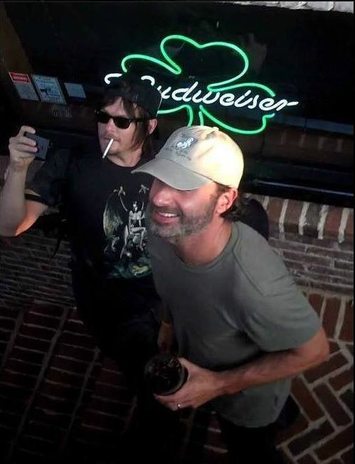 Norman & Andy