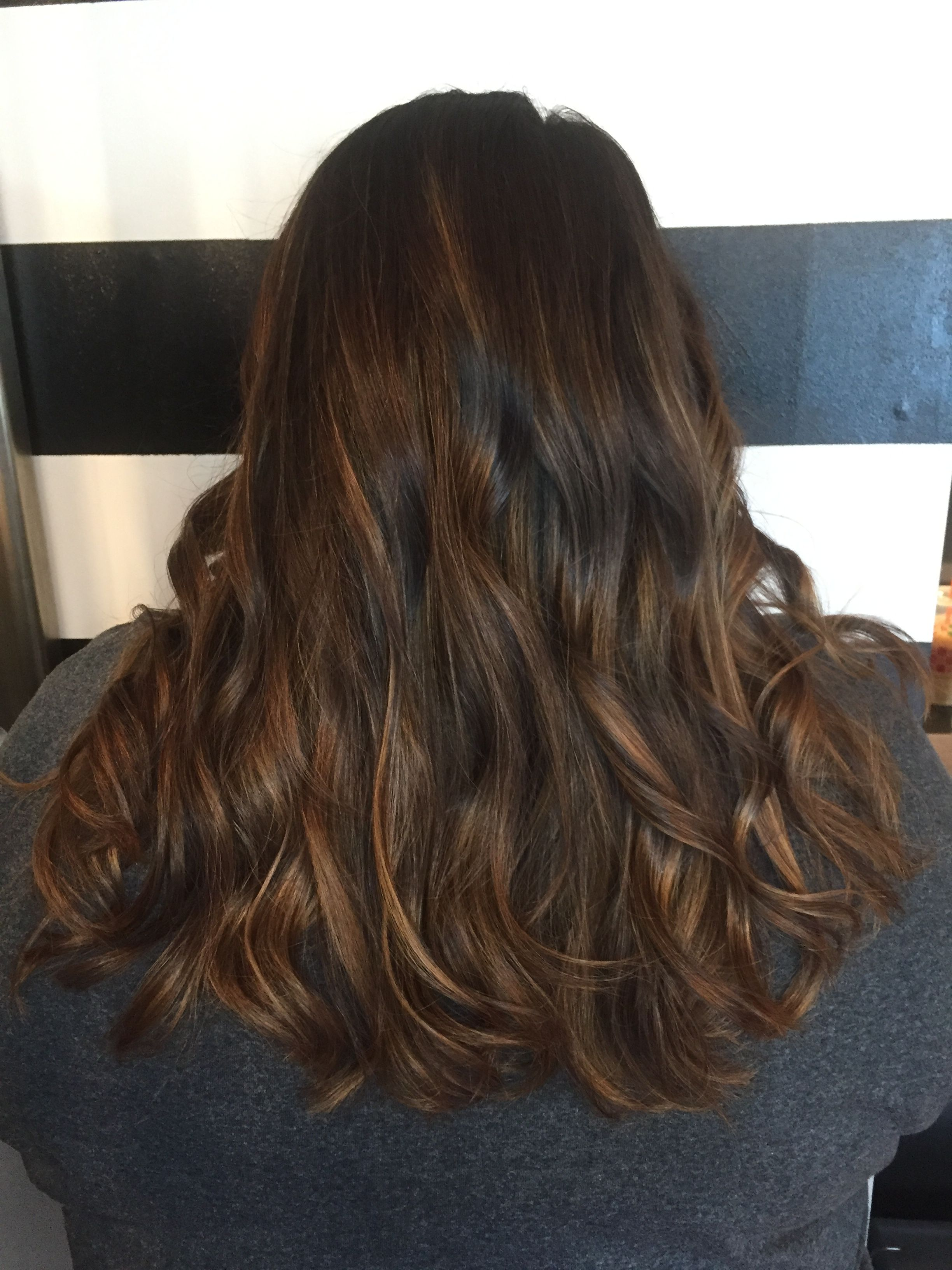 Hair Brown color innovation