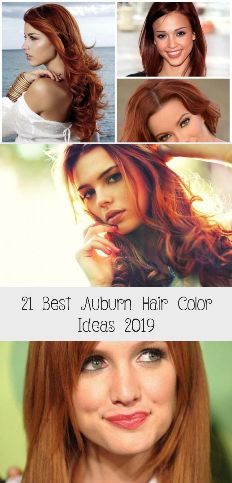 15 Best Auburn Hair Color Ideas 15   15 Best Auburn Hair Color ...