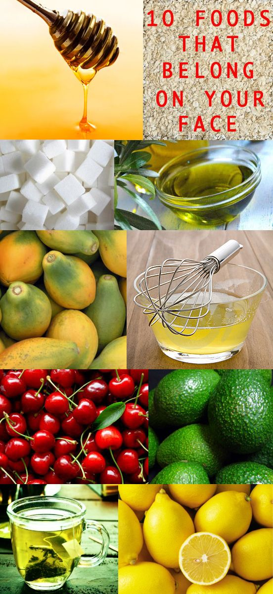 All the beauty product you need is right in your kitchen | DIY ...