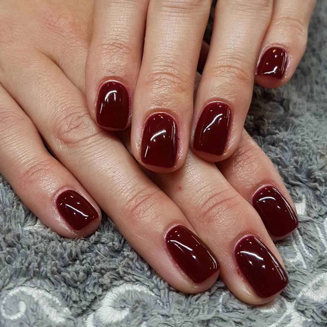 """Pretty Nail Boutique on Instagram: """"OPI GEL - GOT THE BLUES FOR RED. * * * (Please let us know when booking in for designs or anything extra to allow more time and to be book…"""""""