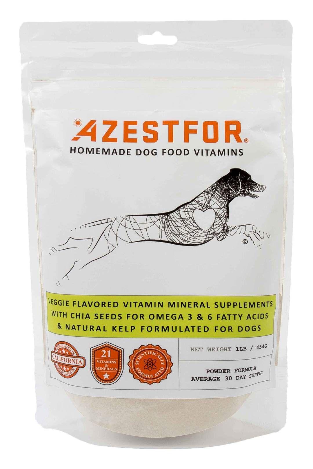 Vitamins For Homemade Dog Food Dog Food Recipes Homemade Dog Food Homemade Dog