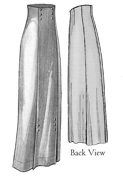 1911 Narrow Panel Skirt | Edwardian Pattern | sew me a pattern ...