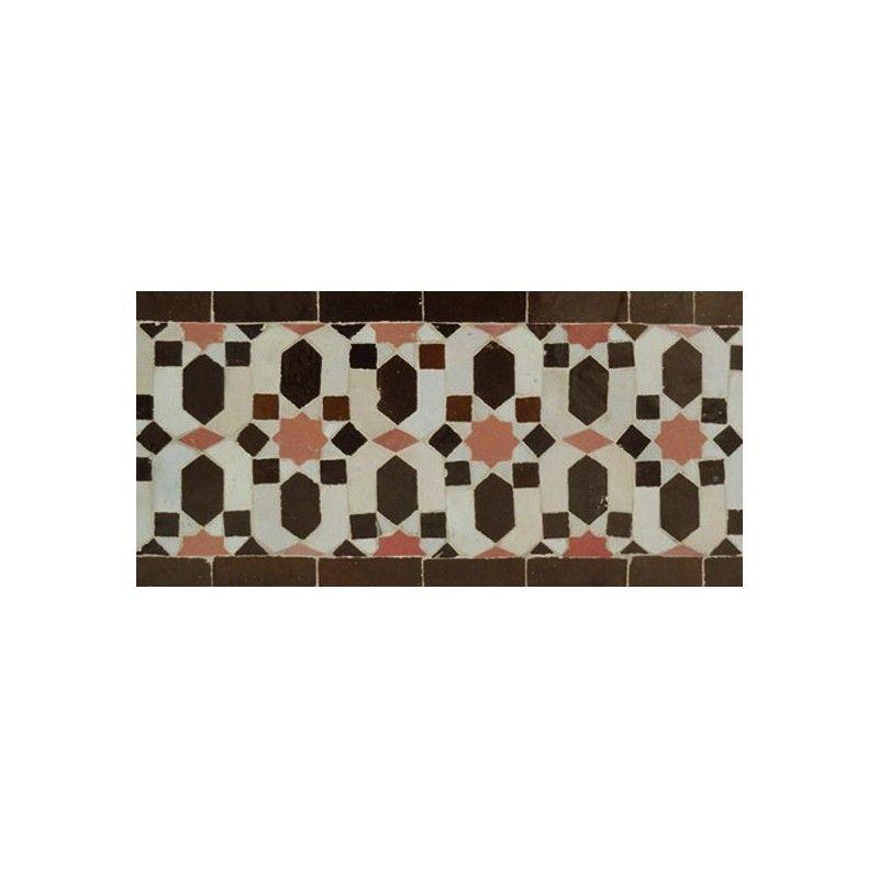 Moroccan Kitchen Tile Design | Moorish backsplash tile | Artisan ...
