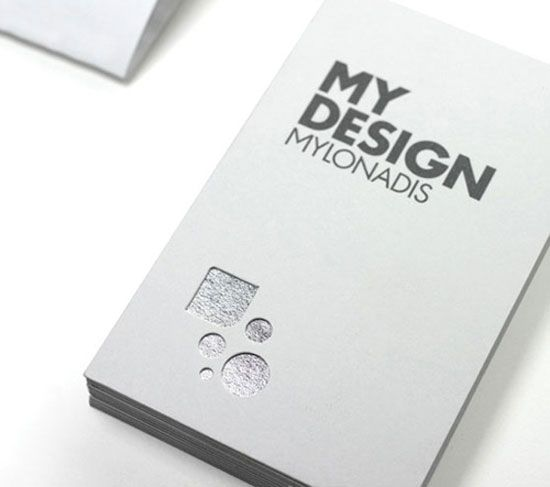 65 Minimalist Vertical Business Card Designs | Business card ...