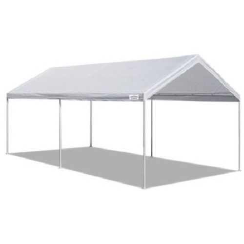 outdoor 10x 20 canopy carport tent party shade multi use 6 leg awnings sun new - Multi Canopy Decor