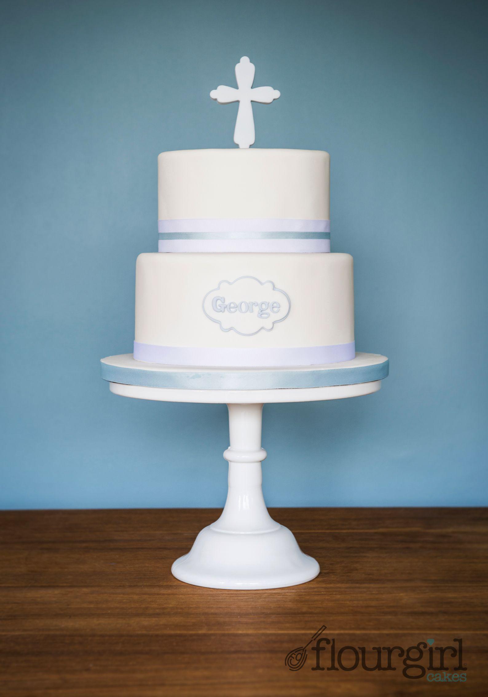 Christening Cake & Christening Cake | Primera Comunion | Pinterest | Christening cakes ...