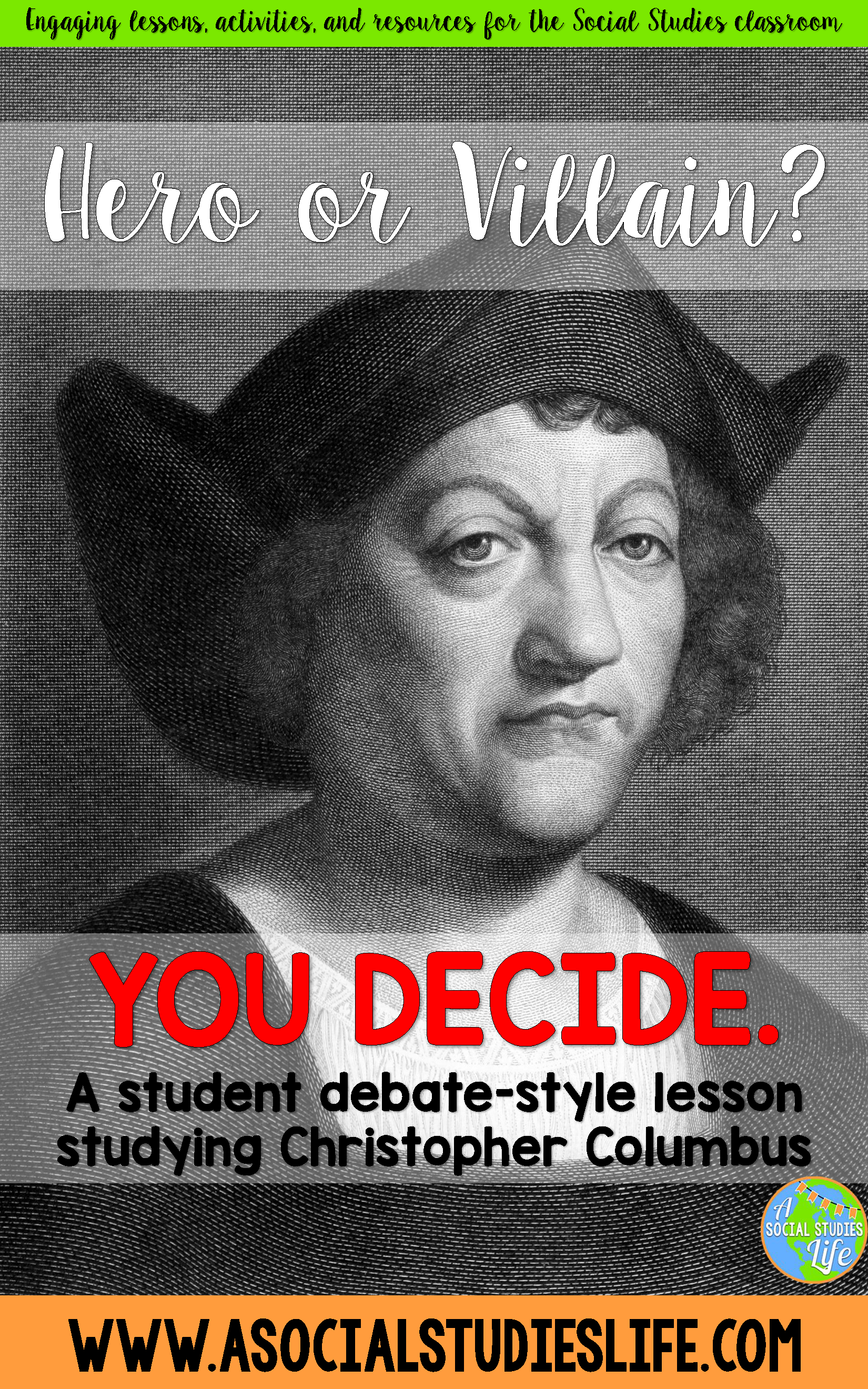 christopher columbus hero or villain students debate  christopher columbus hero or villain students debate