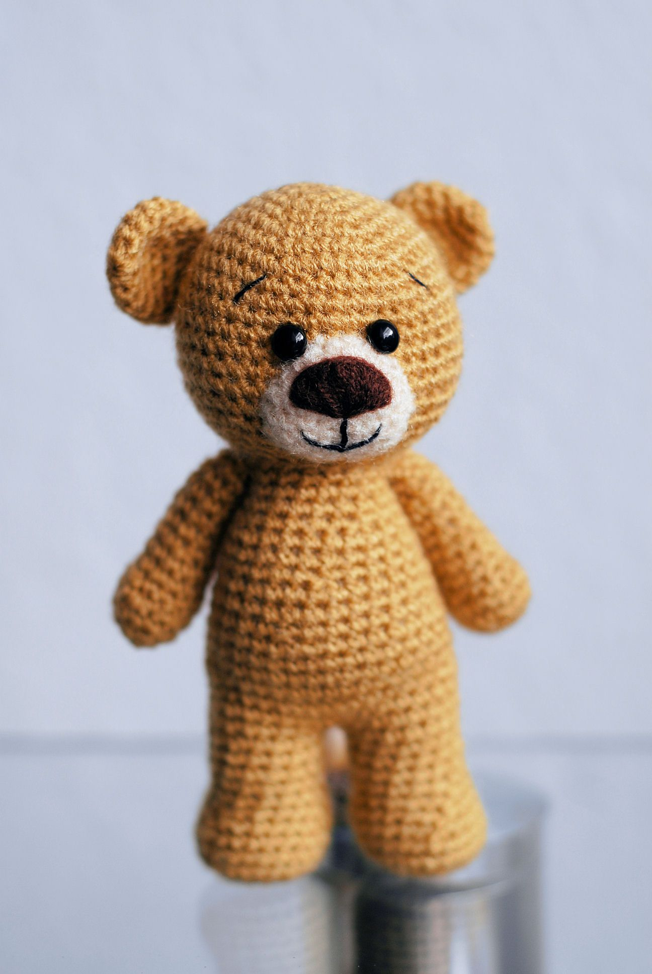 Teddy's - Jzamell Teddy's & Co. #crochetbearpatterns