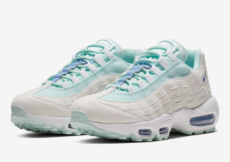 Nike Air Max 95 Teal Royal (W)