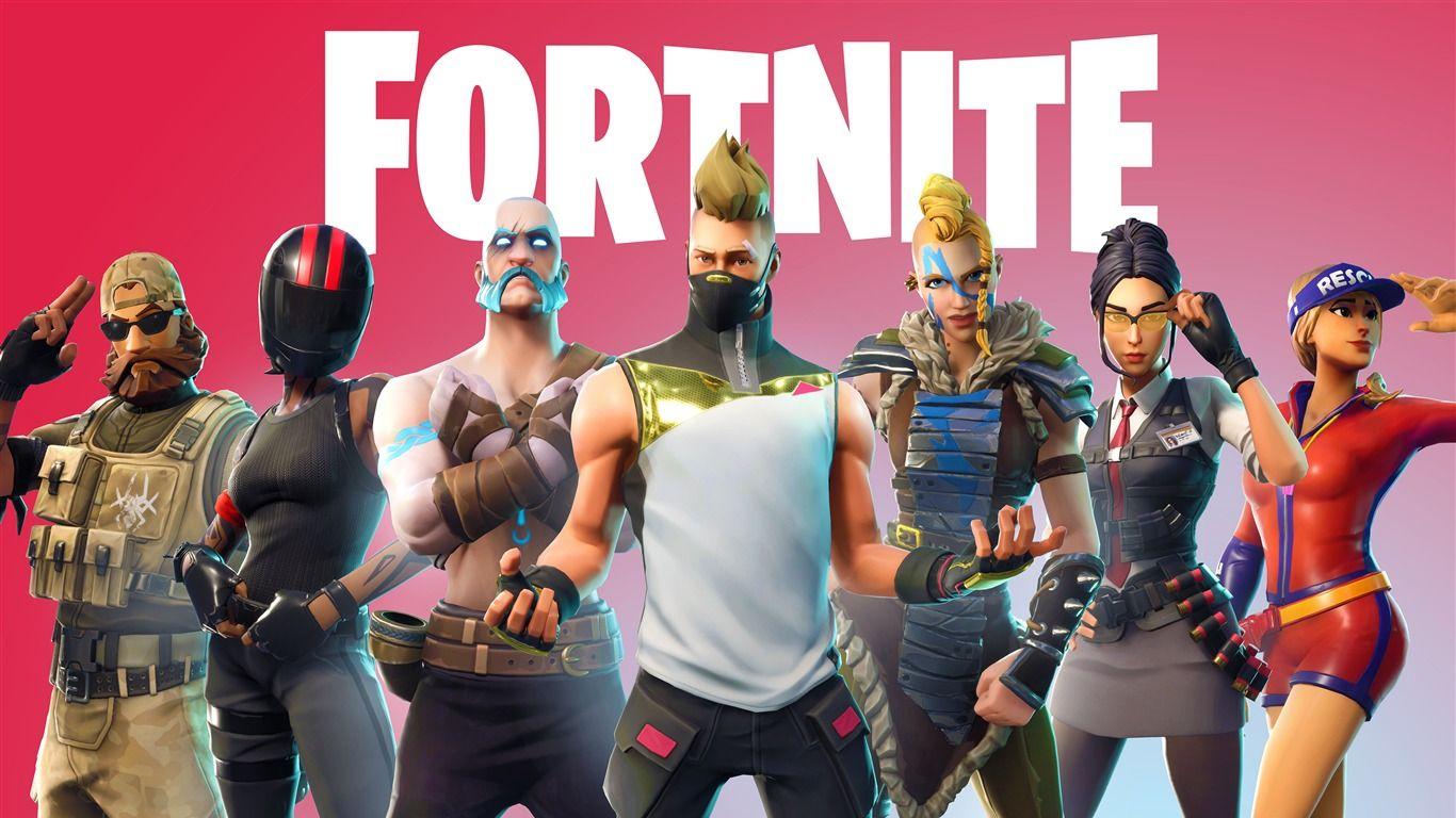 2018 Fortnite Season 5 Latest Game HD Poster Wallpaper