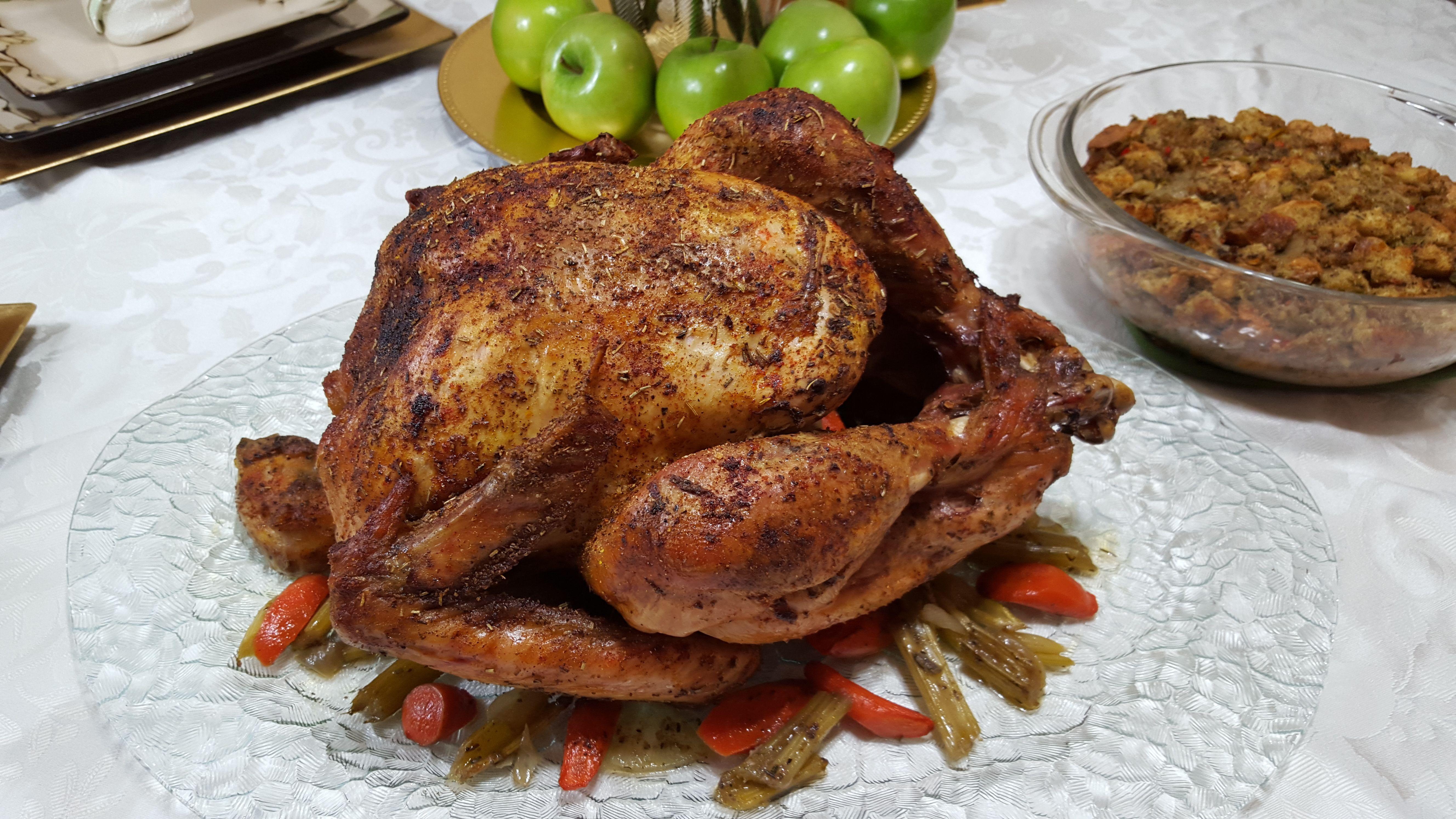 Turkey & Dressing anytime!