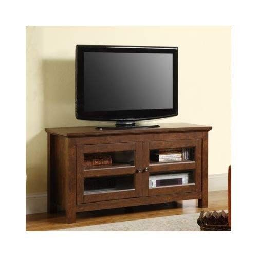 Details About Tv Stands For Flat Screens 55 Inch Wood Storage Media