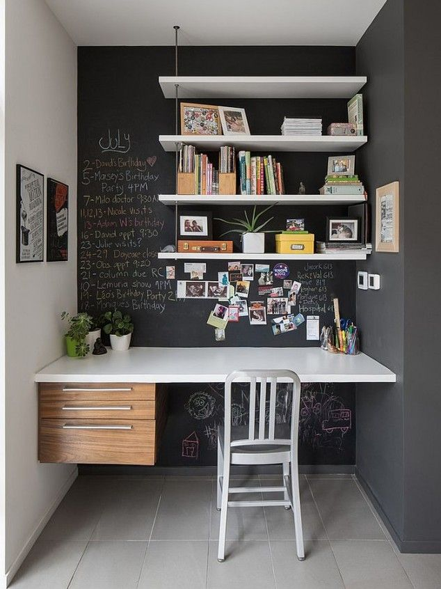 15 Home Office Ideas To Get Inspiration From Study or Office