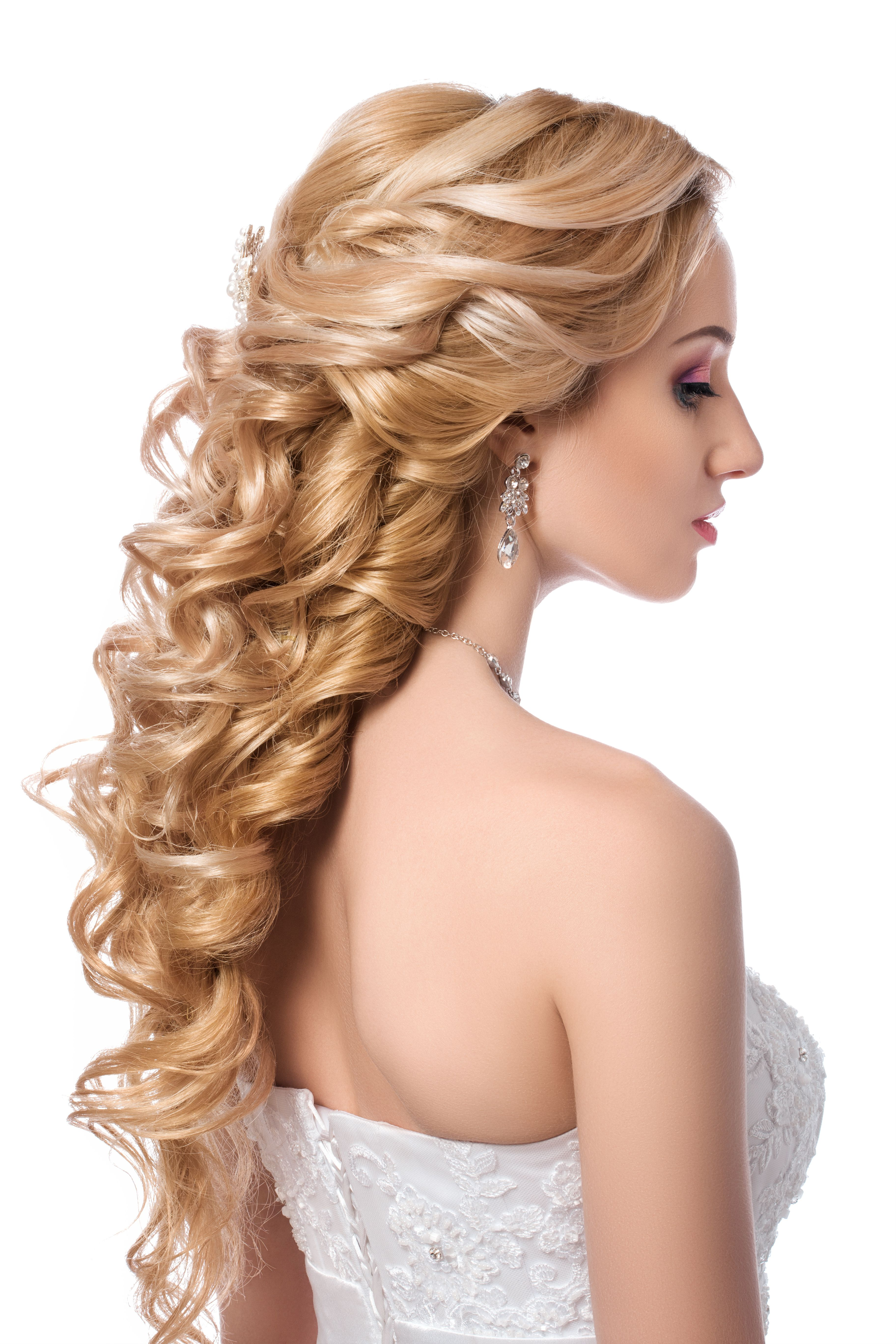 long curled hairstyle | fiesta xv | pinterest | winter hairstyles