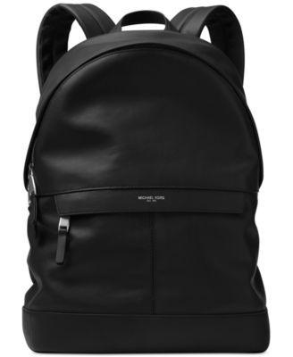 bc55e899b425 Michael Kors Men's Odin Resina Backpack | macys.com | Mens gifts ...