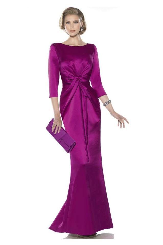 Vestido de madrina buganvilla modelo 3464 | Trajes boda | Pinterest ...