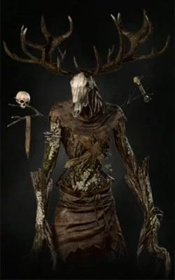 Leshen Witcher 3 Dusksp Ref In 2019 Witcher Monsters The