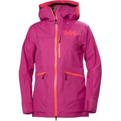 Photo of Helly Hansen Woherr Kvitegga Shell-jacke Pink M
