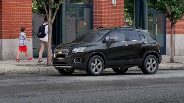 2015 Trax Small Suv Compact Suv Chevrolet Small Suv Chevrolet Trax Trax