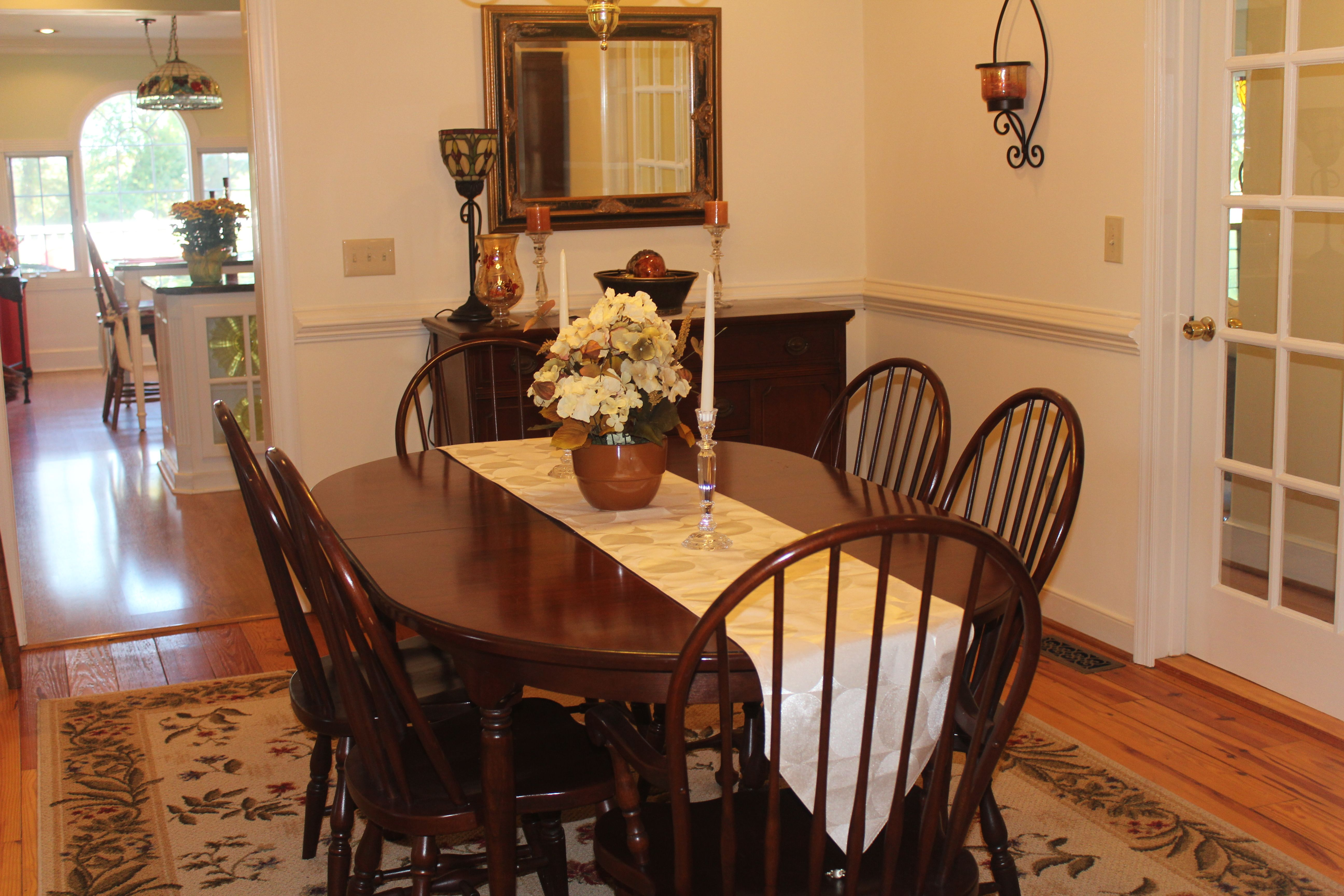 Fairview Farm S Dining Room Has Country Charm For Guests Dining