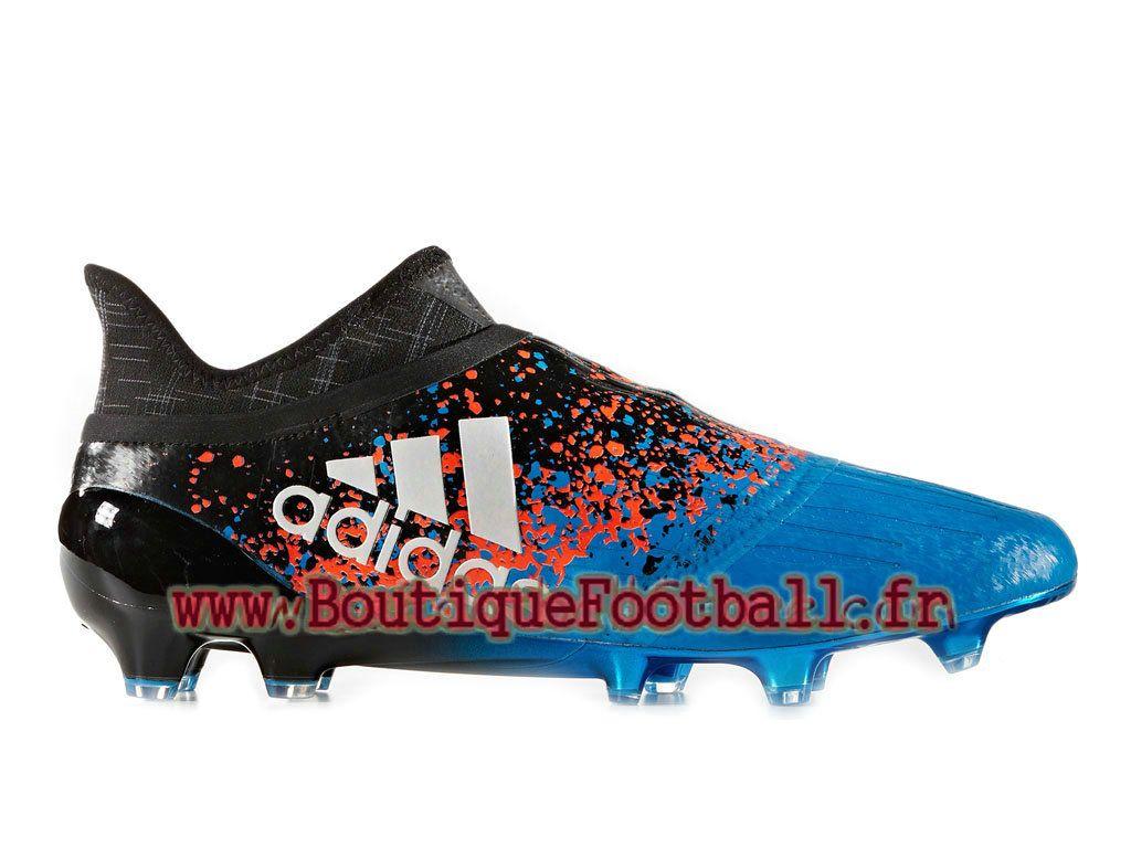 Football 16Purechaos X Souple Terrain Adidas Homme Chaussures rhQtsdC