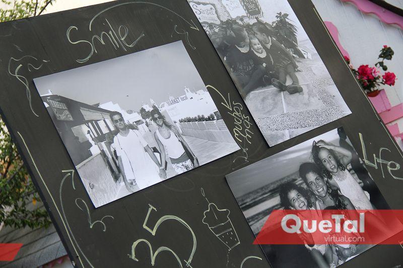 ELEGANTE COMIDA POR LOS 35 AÑOS DE RAFAEL LEBRIJA