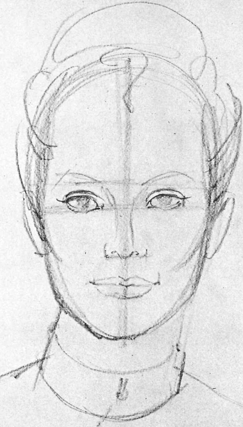 Human face sketches portrait drawing joshua nava arts art boys