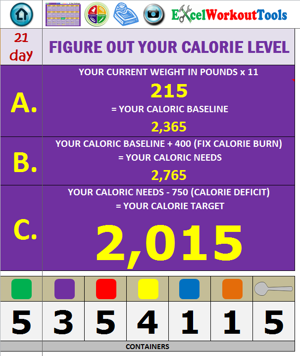 day calorie chart also ceriunicaasl rh