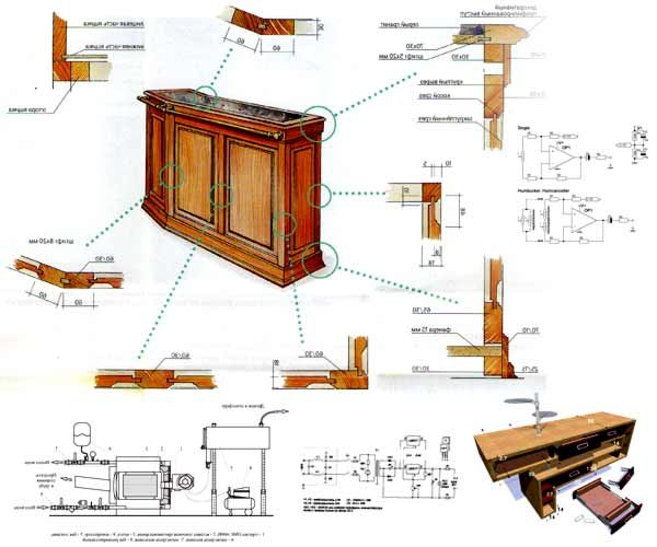 Beautiful Free Home Bar Plans | cabinet | Pinterest | Bar plans and Bar