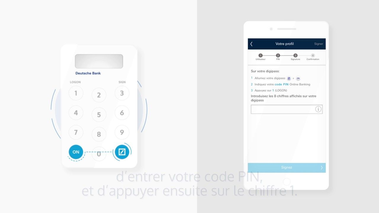 5 Comment Vous Connecter A L App Mybank Online Banking Bank