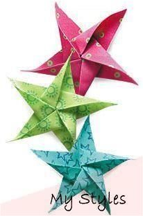 Photo of Stoff Origami Stars #origami #umschlag #origami #bird