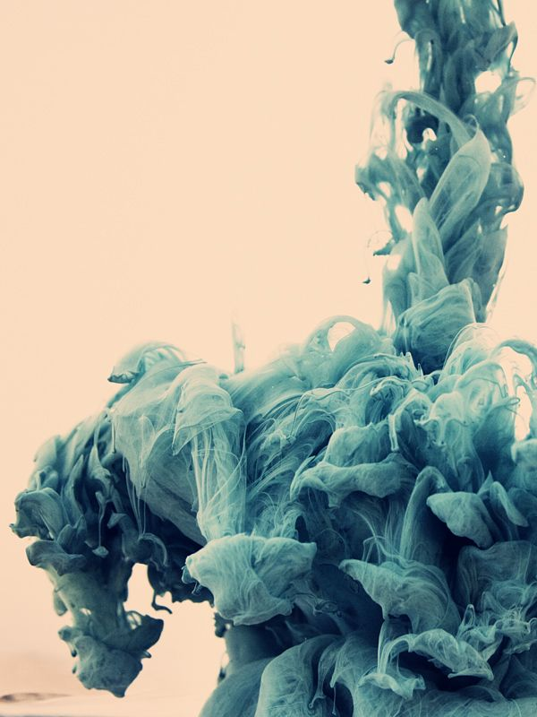 Alberto Sevesos Liquid Art Underwater High Speed Photography - New incredible underwater ink photographs alberto seveso