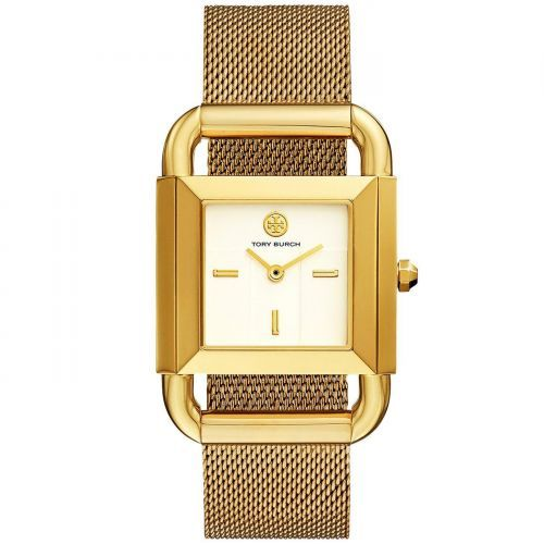718fa7a806cf The best online selection of Wrist Watches Tory Burch. Mesh Bracelet