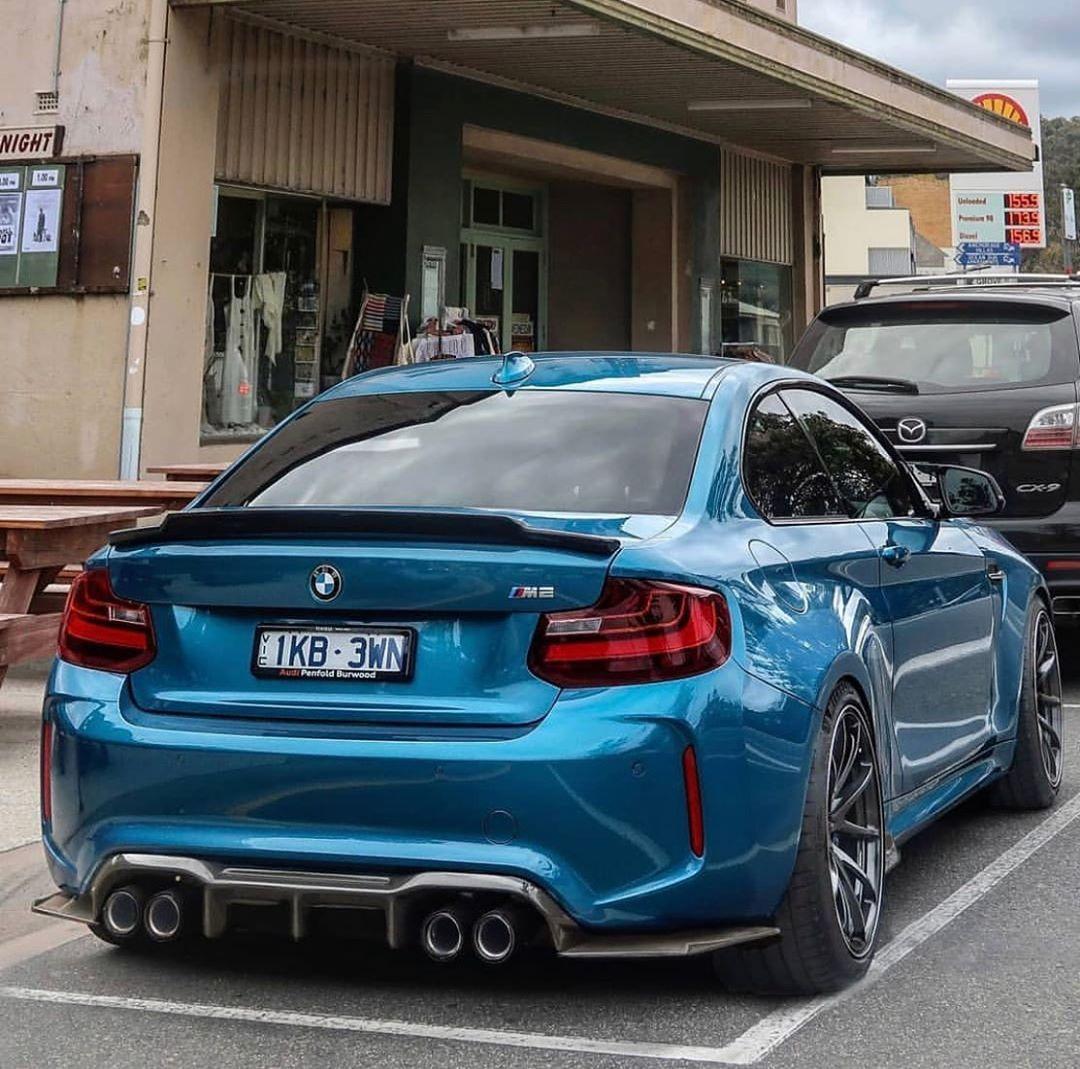 Bmw F87 M2 Blue Bmw Bmw Motors Car