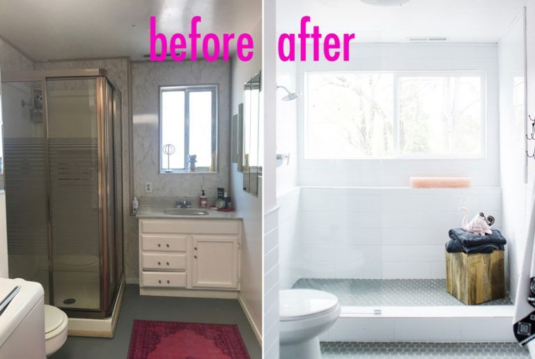 Our Basement Bathroom Renovation With Before After Photos Basement Bathroom Remodeling Basement Bathroom Design Bathroom Renovation