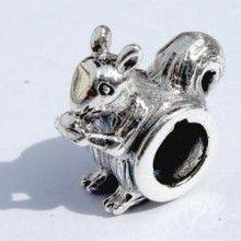 10cecd057 Retired Pandora Charm. Squirrel !!!! | Pandora Charms--Me Like ...
