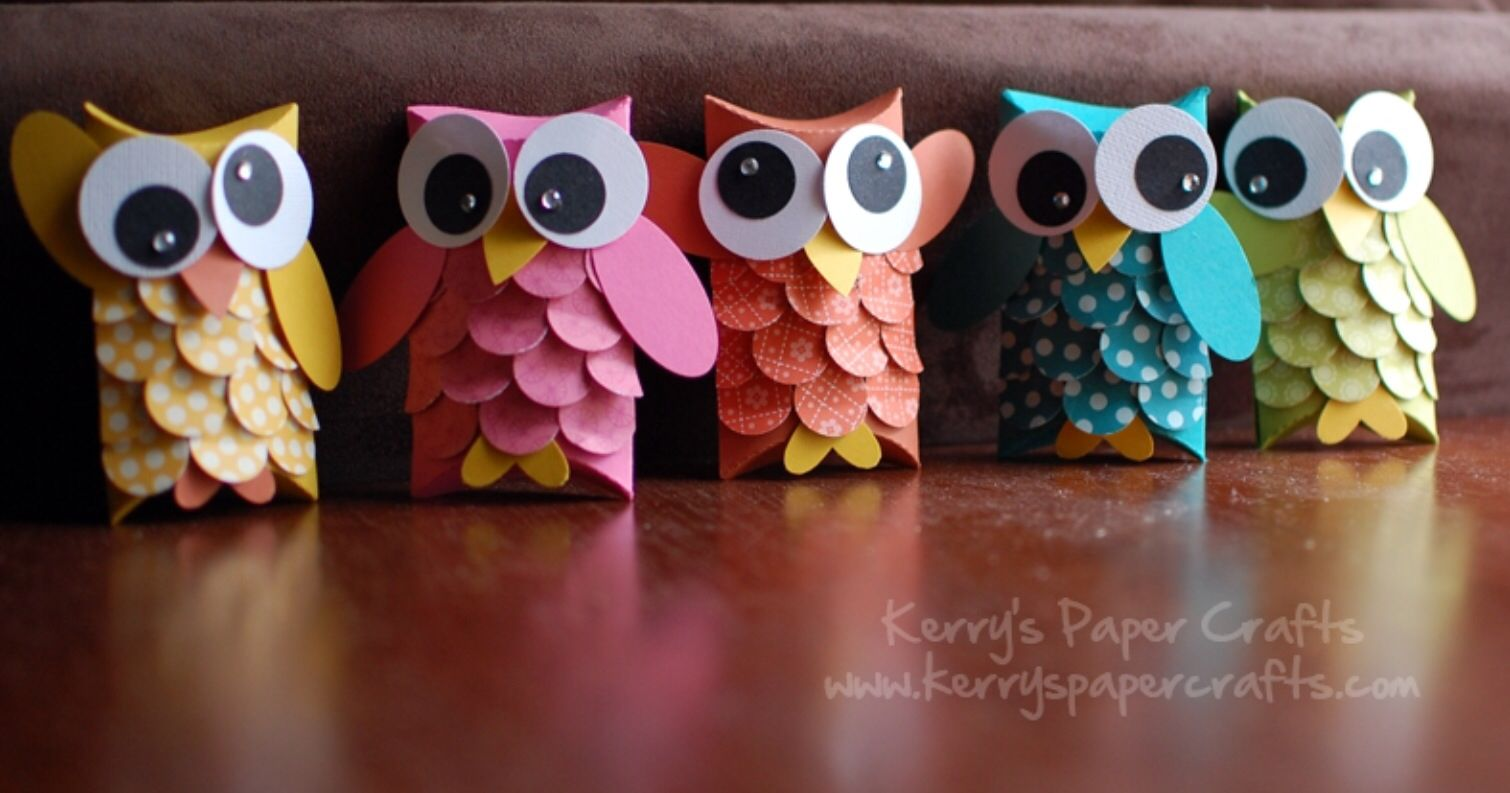 Uiltjes gemaakt van wc rolletjes 5 6 pinterest toilet images of toilet paper roll owl craft i am loving theys toilet paper rolls finally i have a use for them instead of throwing the away jeuxipadfo Choice Image