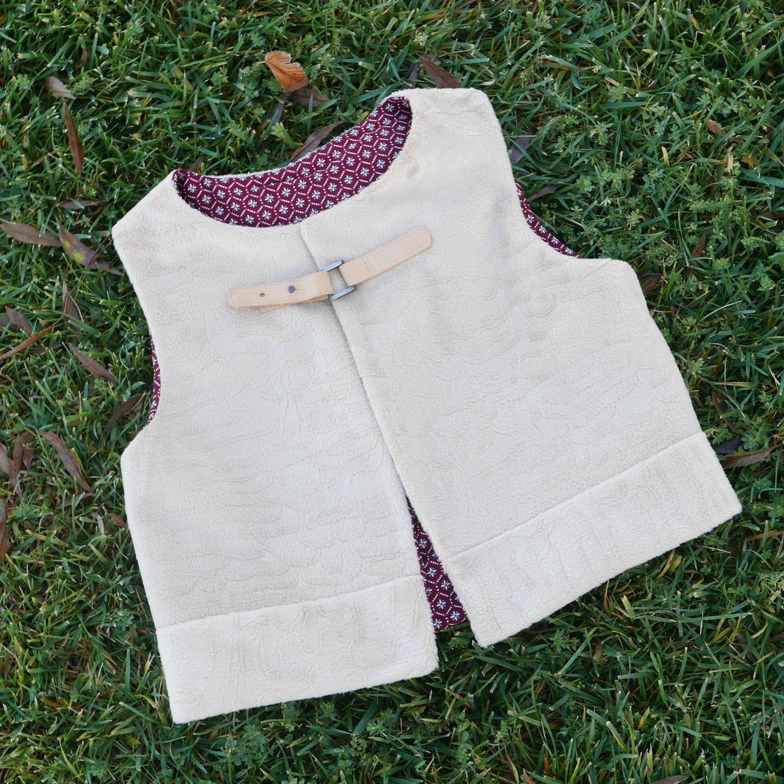 como hacer chaleco reversible | Tutoriales | Pinterest | Costura ...
