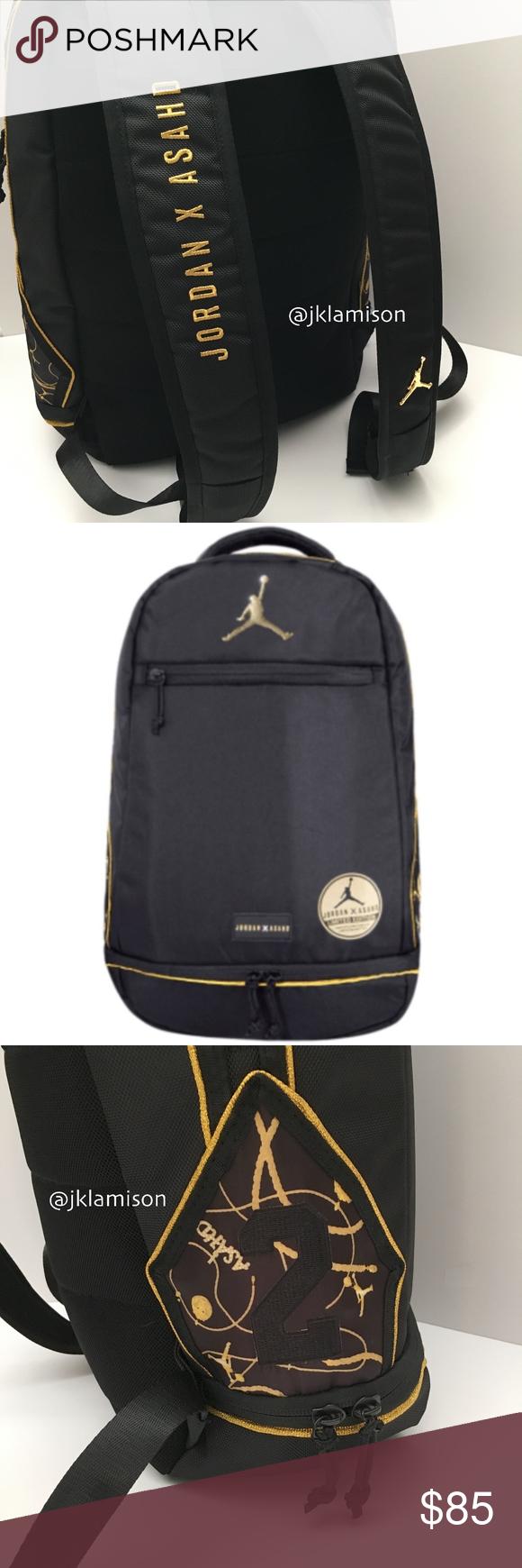 4e003daedb5 Nike JORDAN X ASAHD - DJ KHALID Backpack The Jordan Ashad X Jumpman Special  Edition Backpack