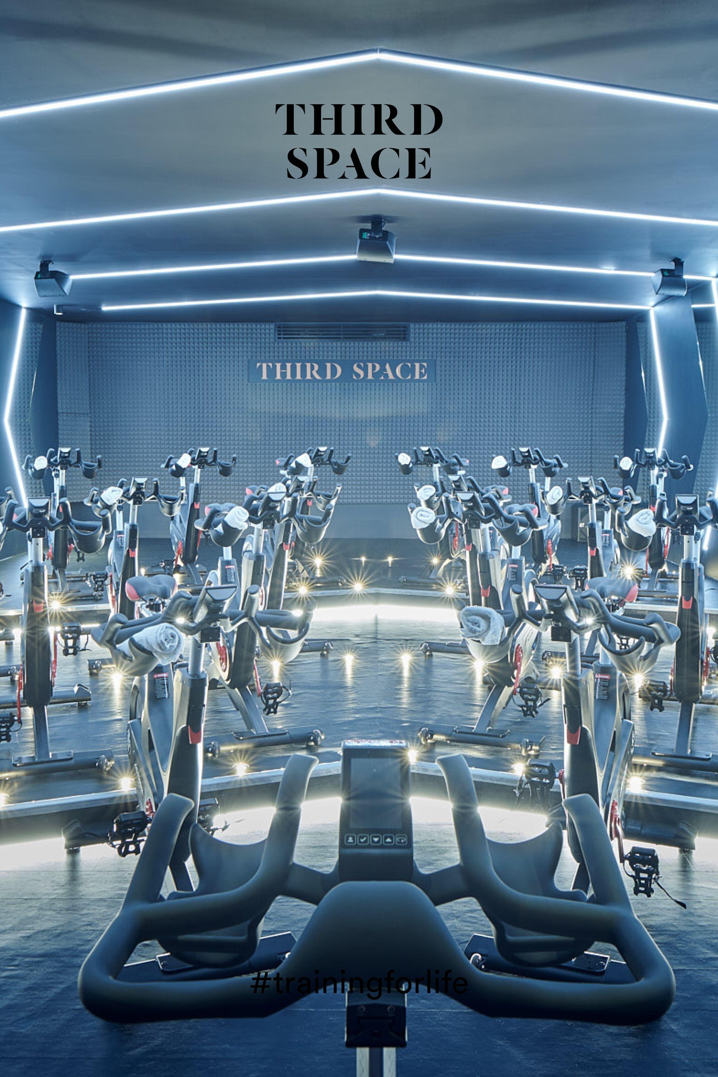 Best Gyms In The World The Third Space Gym Design Best Gym Gym Design Interior