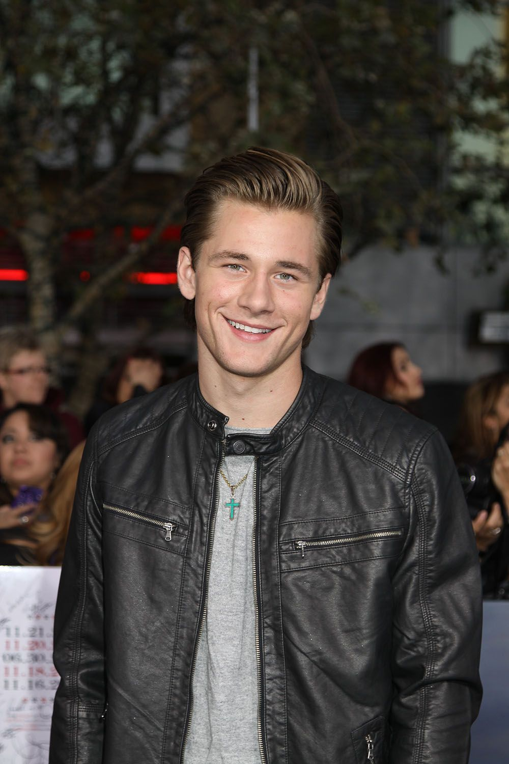 luke benward films
