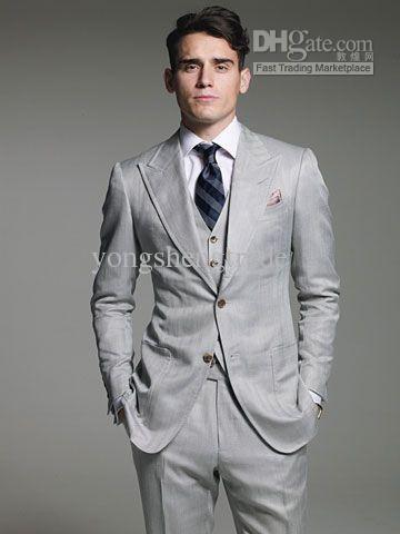 1000  images about Men's Light Grey Suits on Pinterest | Floral