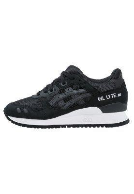 eb9f9decdaa Sneakers ASICS GEL-LYTE III - Sneakers laag - black Zwart: € 109,95 Bij  Zalando (op 27-9-15). Gratis bezorging & retournering, snelle levering en  veilig ...