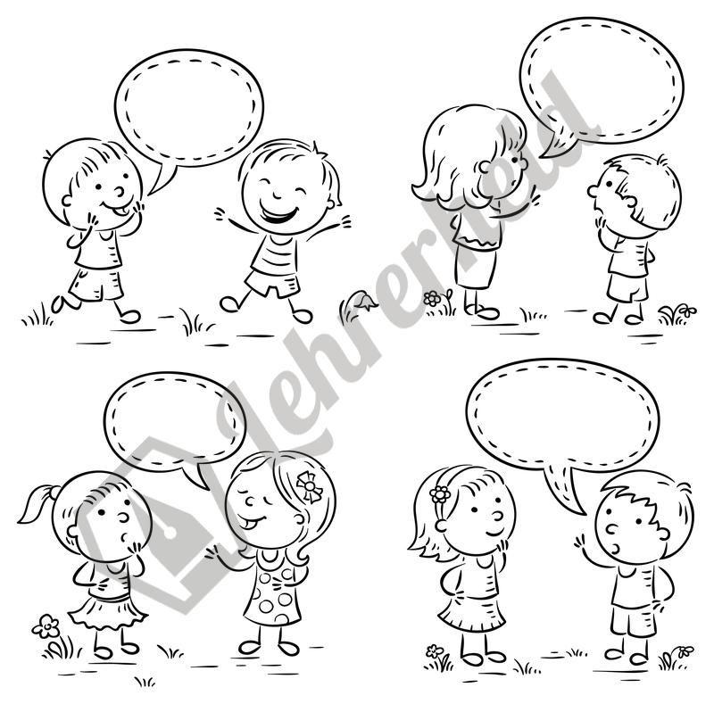 Sprechende Kinder mit Emotionen | Pinterest | Emotionen, Sprechen ...